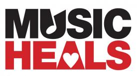 Music Heals Logo